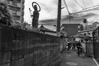 三萩野ファンタスティック〜モノクロ〜 - ライカとボクと、時々、ニコン。