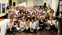 The farewell party for our important fellow Joe. - 阿野裕行 Official Blog