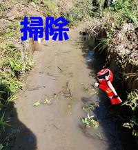 河川清掃 - 西村電気商会|東近江市|元気に電気!