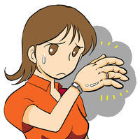 異汗性湿疹による手指の腫れと手の平の水泡が、髙木漢方(たかぎかんぽう)の漢方薬のおかげで改善してきました。 - 自然!天然!元気力!  髙木漢方(たかぎかんぽう)のブログ