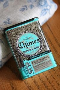Chimes Ginger Chews  チャイムズ ジンジャーキャンディー ペパーミント - ハーブのある暮らし