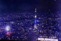 第41回墨田川花火大会がテレビ中継されました(^^♪ - 自然のキャンバス