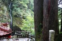 ロック繋がりで榛名神社 - SOLiD「無垢材セレクトカタログ」/ 材木店・製材所 新発田屋(シバタヤ)
