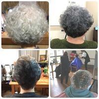 訪問美容で人気のパーマ♥️ - 三重県 訪問美容/医療用ウィッグ  訪問美容髪んぐのブログ