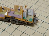 [鉄道模型]「E26系 カシオペア」をメイクアップする(9)「スロネE27-401」 - 新・日々の雑感