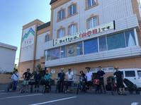 自転車でキャンプに行こうin八剣山行ってきました! - 秀岳荘自転車売り場だより
