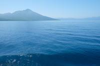 船上より支笏湖ブルー~7月 - My favorite ~Diary 3~
