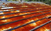 お屋根の部分張替え♪ - まるぜん住宅設備ブログ「いつも前むき」