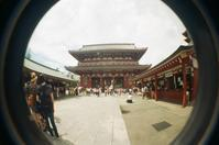 Fisheye(in Asakusa) - Amana Films