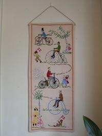 刺繍壁掛け / DENMARK - hails blog