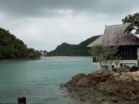 568日目・【観光】チャーン島2日目:カヤックでガム島(Ko Ngam)へ - プラチンブリ@タイと日本を行ったり来たり