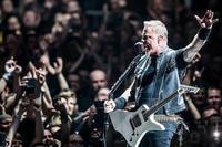 MetallicaがSpotifyを使って各公演ごとにセトリを編成 - 帰ってきた、モンクアル?