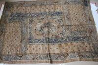 古布 木綿 麻 敷物 Japanese Antique Textile Hemp rug - 京都から古布のご紹介