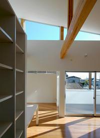 月見ができるハイサイドライトのリビング! - 島田博一建築設計室のWEEKLY  PHOTO / 栃木県 建築設計事務所