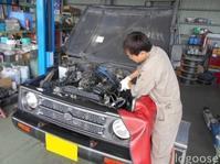 JA11V ジムニー エキマニ割れ(´・_・`) - ★豊田市の車屋さん★ワイルドグース日記