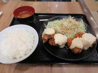 からあげ縁 イオン幕張店   ☆☆☆ - 銀座、築地の食べ歩き