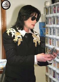 マイケルとグラサン - Mj Smile