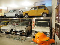 2018.07.06 伊香保おもちゃと人形自動車博物館②軽自動車 - ジムニーとカプチーノ(A4とスカルペル)で旅に出よう