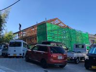 ポンちゃんの家  上棟 - 国産材・県産材でつくる木の住まいの設計 FRONTdesign  設計blog