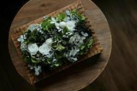 """""""リングピロー"""" - tane's garden 花仕事日記"""
