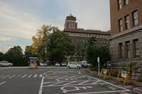 名古屋市役所へ再び - レトロな建物を訪ねて