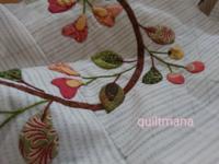 happiness of the tree - マナのキルト日記