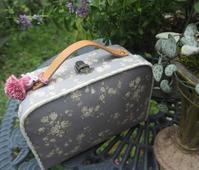 カルトナージュでミニトランク - グリママの花日記