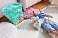 赤ちゃんの寝返り特訓☆ - ドイツより、素敵なものに囲まれて②