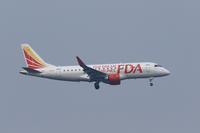 FDA 12号機(JA12FJ)ホワイト - 飛行機&鉄道写真館