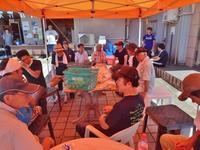 お祭りの翌日片付け - 浦佐地域づくり協議会のブログ