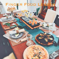 真夏のフィンガーフードレッスン3回目でした - Cynthia Diary   Quiche &Finger Food
