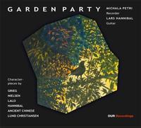 Christiansen: Garden Party@Michala Petri, Lars Hannibal - MusicArena
