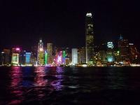 2018香港③1日目夜から2日目の朝 - オーレリーの「深呼吸して、もう一歩!」
