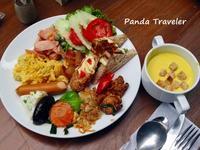 バンコク2日目✩美味しい牛肉麺ランチ再び - 酒飲みパンダの貧乏旅行記 第二章