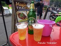 バンコク最終日✩やっぱり最後はマックさん屋台! - 酒飲みパンダの貧乏旅行記 第二章