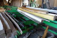 昔の床柱製材 - SOLiD「無垢材セレクトカタログ」/  材木店・製材所:新発田屋(しばたや)