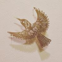 羽ばたく鳥達 - 小さな森日記