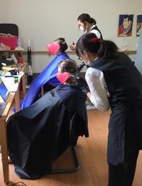 お家でも施設でも!白髪染め、カラー、パーマ☆ - 三重県 訪問美容/医療用ウィッグ  訪問美容髪んぐのブログ