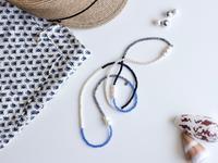 koaniani☆string necklace - Photo koaniani