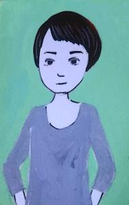 西の果て - たなかきょおこ-旅する絵描きの絵日記/Kyoko Tanaka Illustrated Diary