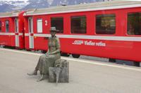 スイス・レーティッシュ鉄道 - エーデルワイスPhoto