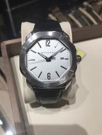再入荷 ブルガリ オクト ローマ - 熊本 時計の大橋 オフィシャルブログ