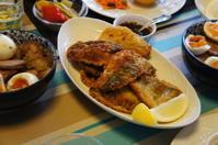 【ボーソー米油で鰺フライ】 - モンスーンの食卓日記