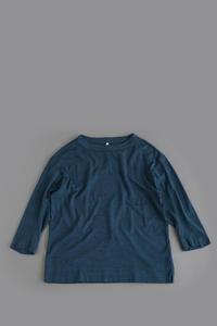 FIRMUM Big Long T (Peacock Blue) - un.regard.moderne