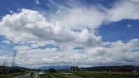 台風前の青空と雲 - 光の音色を聞きながら Ⅲ