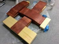 エントランス木製建具の試作品です - 設計事務所 arkilab