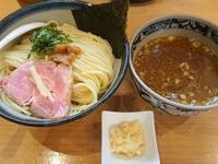 8/3  新橋纒高幡不動店  煮干つけ麺 & ニンニク - 無駄遣いな日々