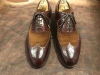 明日 8月4日(土)荒井弘史入店日です。 - Shoe Care & Shoe Order 「FANS.浅草本店」M.Mowbray Shop
