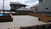 武岡の家基礎工事 - 木楽な家 現場レポート