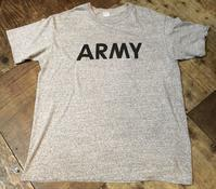 8月4日(土)入荷!80s チャンピオン トリコタグ U.S ARMY Tシャツ! - ショウザンビル mecca BLOG!!